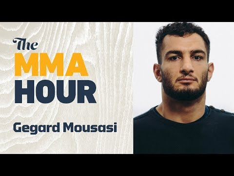 Gegard Mousasi Has a Message for Critics of Bellator Debut