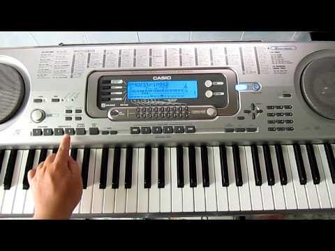 Gửi Bác Đệ - Hướng dẫn chơi Organ trên WK3000/3500 (TAP 1)