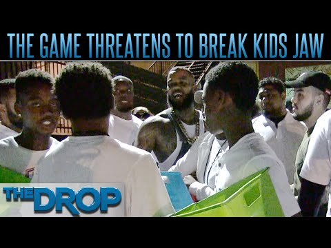 The Game Threatens to Break Kids Jaw – The Drop Presented by ADD