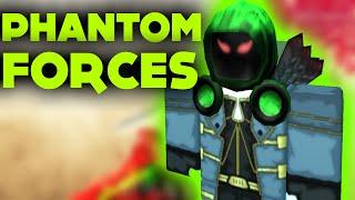 MEGA KILL STREAK! | Roblox: PHANTOM FORCES w/NicsterV