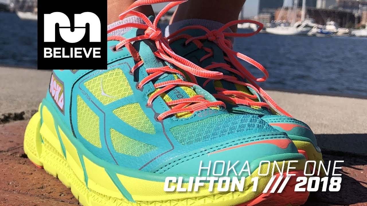 more photos 9af54 9cc34 Hoka One One Clifton 1 Video Performance Review
