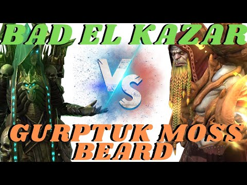 Raid: Shadow Legends - BEK vs Gurptuk Moss Beard