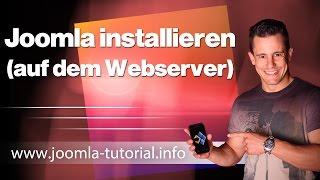 Joomla 3 4 auf Webserver installieren