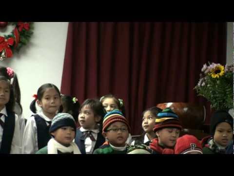 International bible baptist academy Christmas 09 program