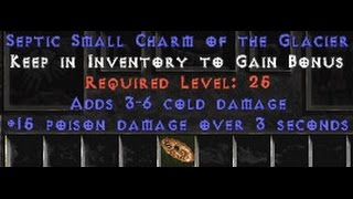 Diablo 2: Elemental damage and setting up your charcter