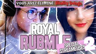 JE SUIS LA PIRE DUO MAIS J'AI TUE GOTAGA AU ROYAL RUMBLE SUR FORTNITE ft. YOONA
