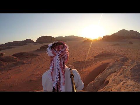 An American In Jordan (Jordan Tourism)