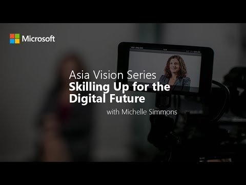 Asia Vision Series: Skilling Up for the Digital Future