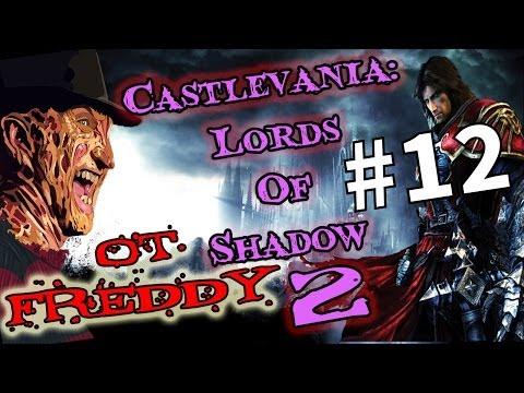 Прохождение Castlevania Lords of Shadow 2 - Часть12 - Толи баран,толи Козёл Брат Пана