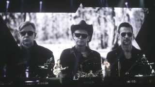 Depeche Mode - Goodbye (Delta Machine Tour)