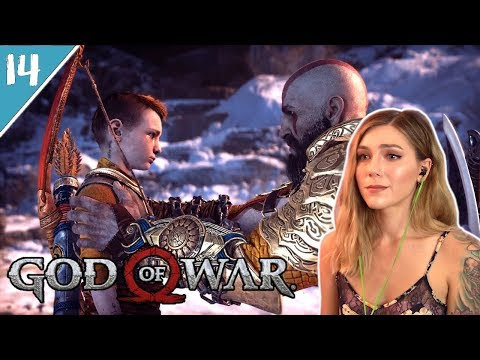 I Almost Had A Breakdown | God of War Pt. 14 | Marz Plays
