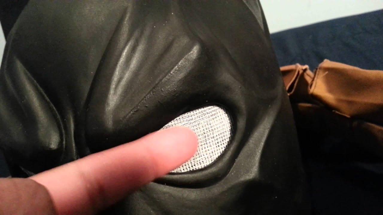 Homemade Batman Utility Belt And Gauntlets