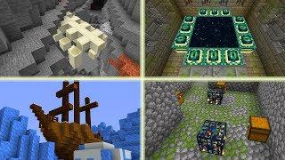 Mega RZADKIE Rzeczy w Minecraft! Aktywny Portal Do Endu (0.0000000001%)