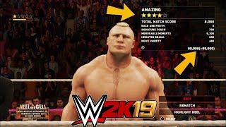 WWE 2K19 VC UNLIMITED GLITCH!!!! *MUST WATCH*