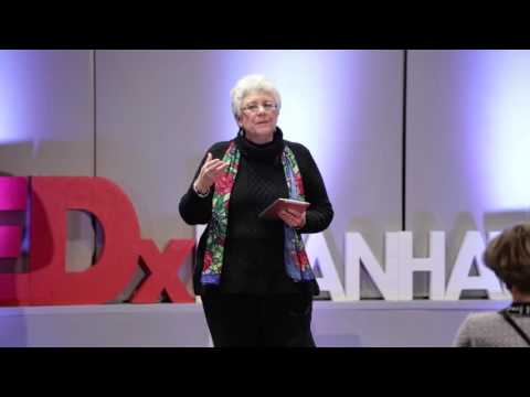 Why gaining information through data isn't enough | Lois Harr | TEDxManhattanCollege