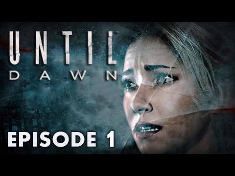 Until Dawn : Episode 1   L'effet papillon