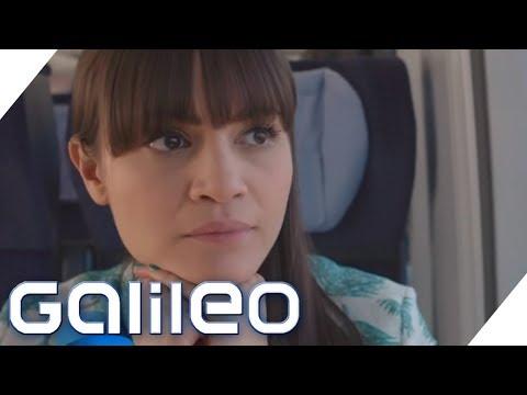 Zug vs. Flugzeug: Von München nach Berlin | Galileo | ProSieben
