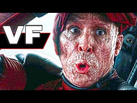 DEADPOOL 2 Bande Annonce VF - VERSION LONGUE