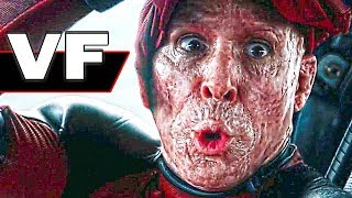 DEADPOOL 2 Bande Annonce VF - VERSION LONGUE streaming