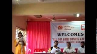 Bharatiya Nari - Poem Reciting by Kalyani Naik