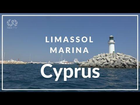 Know your way into Limassol marina, Cyprus |  SeaTv