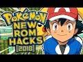 Top 5 Best NEW Pokemon Rom Hacks Of 2018