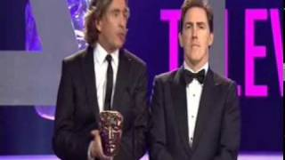 Sherlock BAFTA 2011 Highlights | Part 1/4