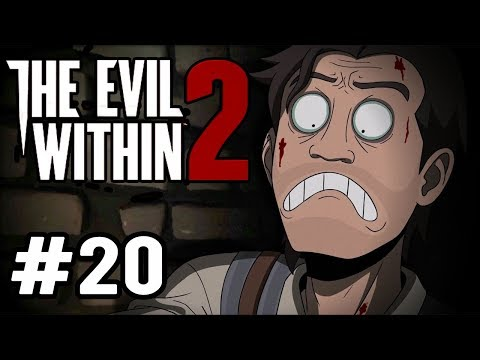 Two Best Friends Play The Evil Within 2 Part (20)
