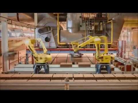 Производство и кладка керамического красного кирпича полнотелого пустотелого - из чего и как делают
