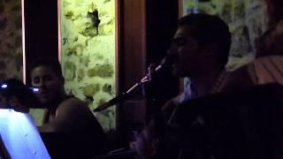 one night in Amorgos