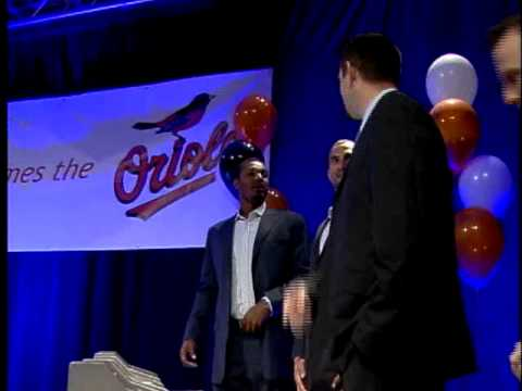 2013 Lunch with the Orioles - Family Feud