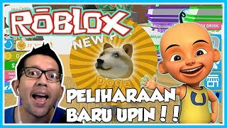 UPIN BUY NEW DOG WITH VEGETABLE CABBAGE WKWKW-ROBLOX UPIN IPIN