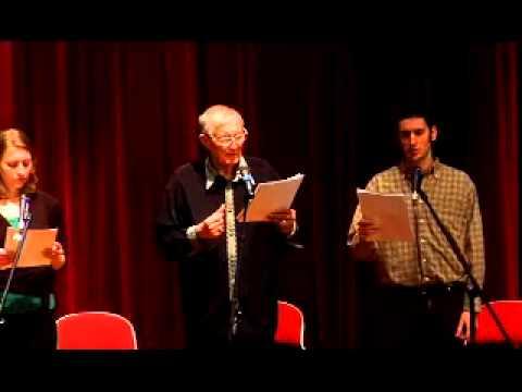 Poetry Reading by Yevgeny Yevtushenko