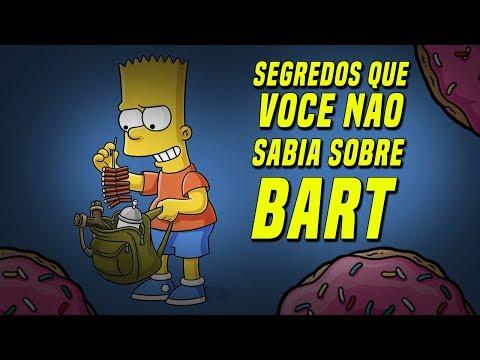 10 Segredos Que Você Não Sabia Sobre Bart Simpson