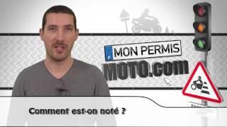 Les fiches du permis moto : leur déroulement