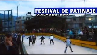 FESTIVAL DE PATINAJE // COLEGIO CALATRAVA