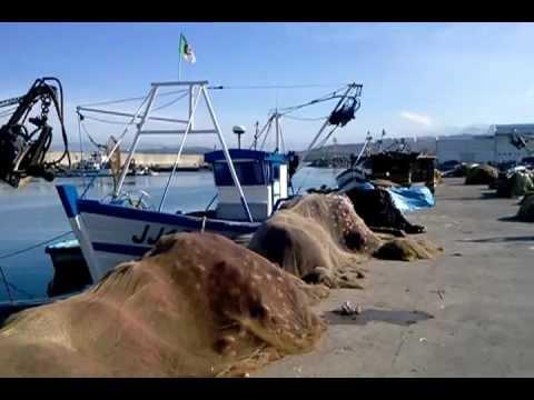 ميناء جيجل لصيد السمك-PORT DE JIJEL-seaport-harbor