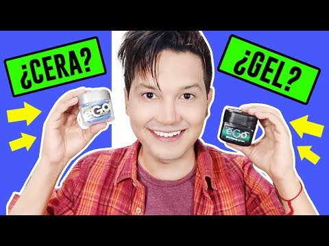 differences between hair gel and hair wax whats best youtube