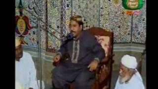 AHMAD ALI HAKIM (Urdu Naat- Zulf Dekhi Ha ).