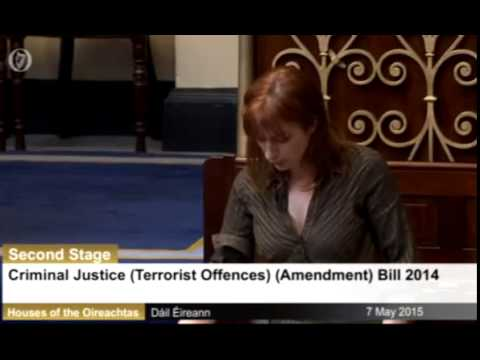 Clare Daly - Terrorism,Illegal Wars,Civil Liberties