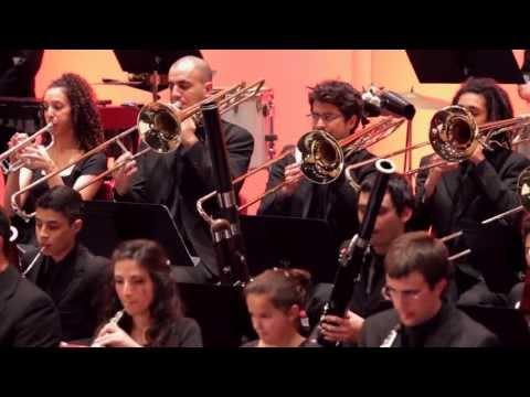 Márquez: Conga del Fuego Nuevo / Mtro. Ariel Britos · Orquesta Juvenil del SODRE