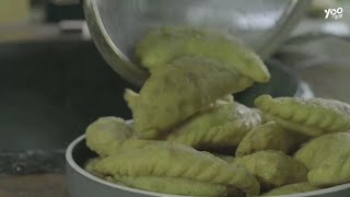 Món BÁNH CHIÊN Triều Sán Dễ Làm, Con Nít Rất Thèm (Fried cake is so delicious)