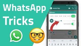 7 Neue WhatsApp Tricks, Die Du Noch Nicht Kennst!