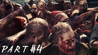 Scariest Moment in Dying Light The Following - Walkthrough Gameplay Part 4 (PS4 Xbox One)