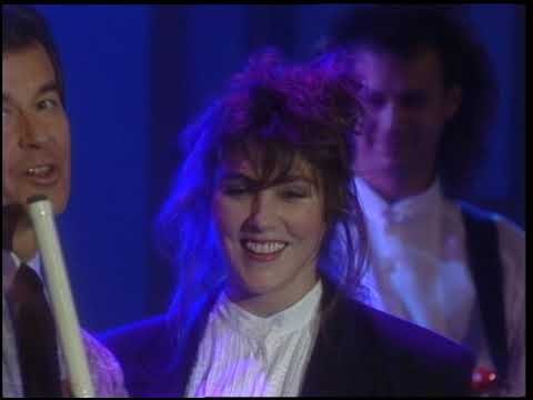 American Bandstand 1988- Interview Laura Branigan