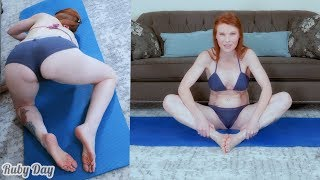 My Morning Routine Bikini Yoga To Feel Your Best Preview