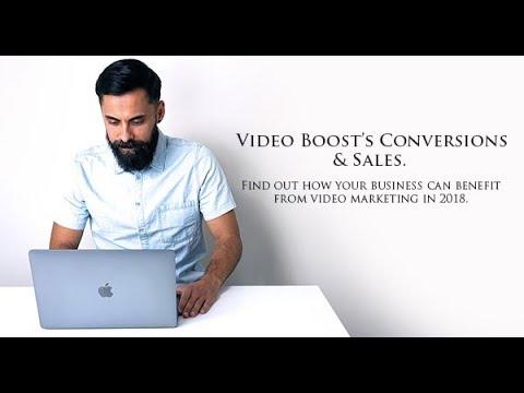 Video Boosts Conversions