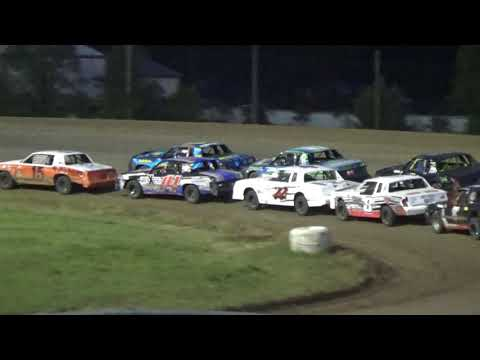 Hobby Stock Feature Princeton Speedway 8-23-2019