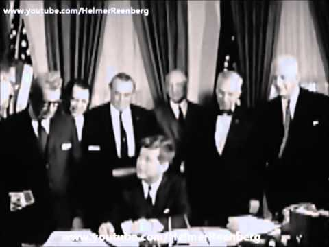 March 1, 1961 - President John F. Kennedy signs into law joint resolution H.J. Res. 155