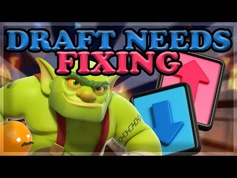 I MAXED OUT My Goblin Cage With The Draft Global Tournament! 🍊
